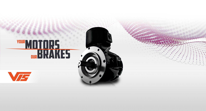VIS - Spring applied modular brakes