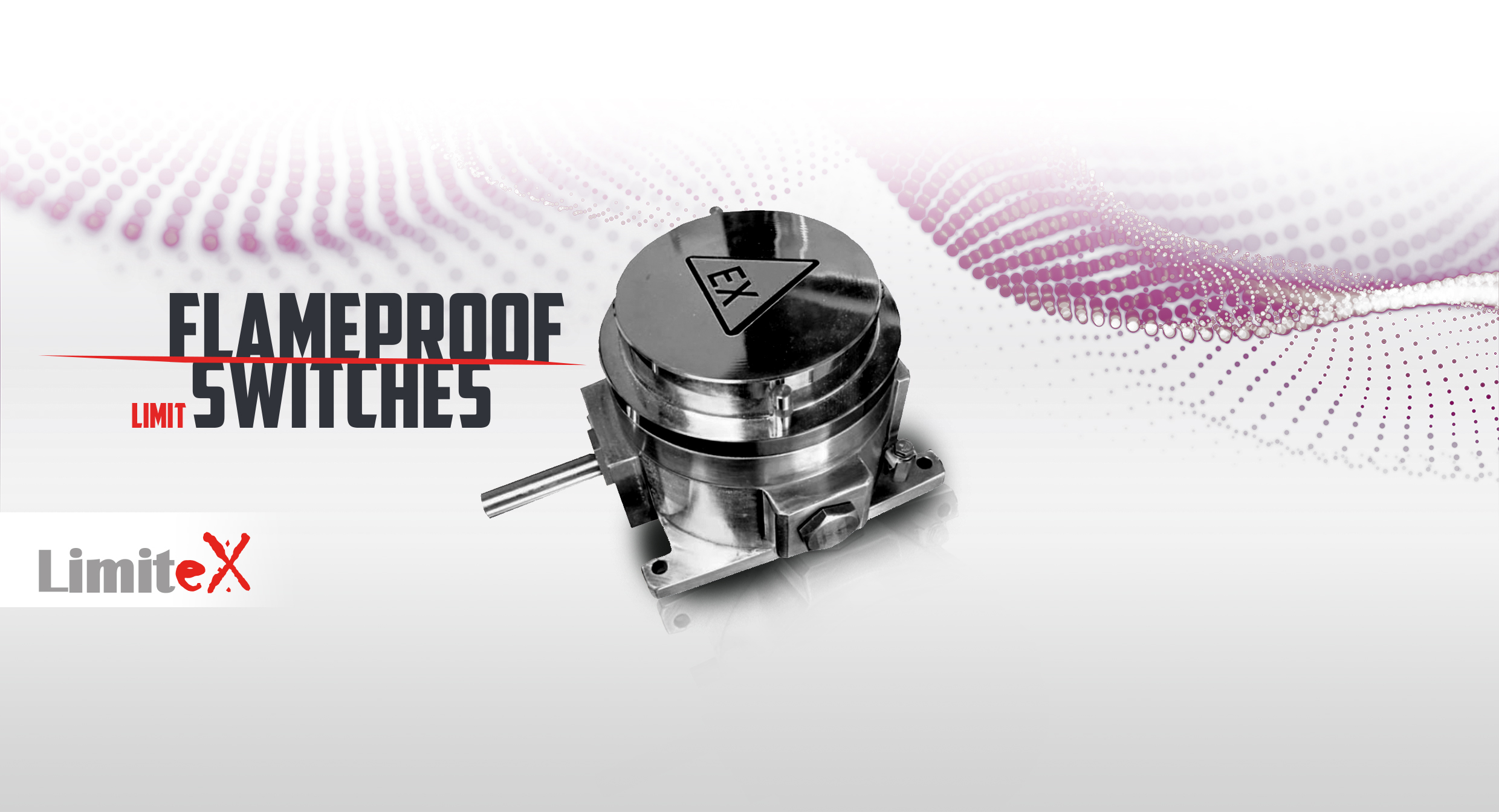 LIMITEX - Flameproof limit switches