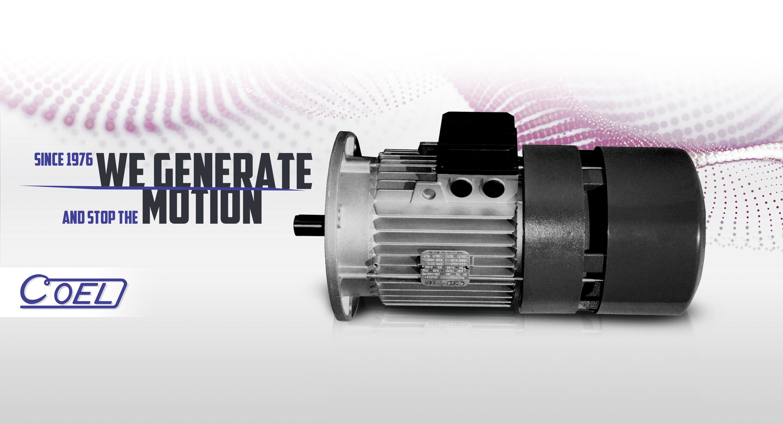 COEL - Brake motors